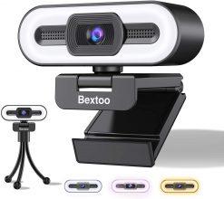 Bextoo Webcam 1080P