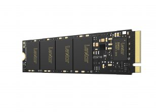 Lexar SSD Interne 512GB Lexar NM620 M.2 2280 PCIe Gen3x4 NVMe (LNM620X512G-RNNNG)