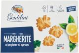 Gentilini Margherite Biscotti al Profumo di Agrumi, 250g
