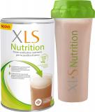 XLS Nutrition Shake Proteico Pasto Sostitutivo per una Graduale Perdita del Peso, 400 gr, 10 Porzioni, Gusto Cioccolato