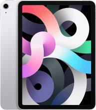 Apple iPad Air (10,9″, 4ª generazione, Wi-Fi, 256GB) – Argento (2020)