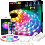 SHOPLED 5M Smart WiFi LED Striscia controllata App e Telecomando