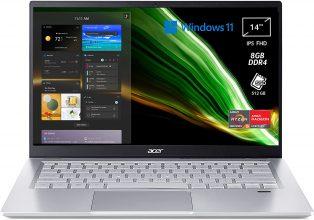 Acer Swift 3 SF314-43-R7ZF Pc Portatile
