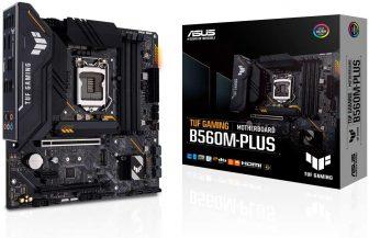ASUS TUF Gaming B560M-Plus – Scheda madre Intel LGA 1200