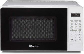 Hisense H20MOWS3G Forno Microonde Elettronico, Capacità 20 L