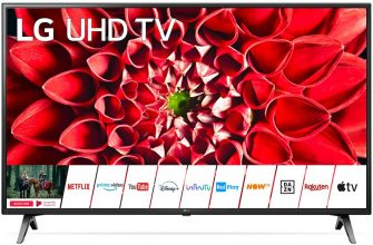 "LG UHD TV 49UN71006LB.APID, Smart TV 49"", LED 4K IPS, Modello 2020"