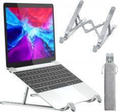 APMIEK Supporto PC Portatile Alluminio 7 Livelli