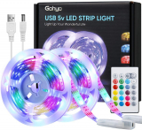 Striscia LED 3M*2, Gohyo Strisce LED RGB 300 LEDs