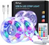 Striscia LED 3M*2, Gohyo Strisce LED RGB