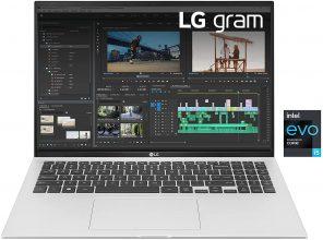 LG Gram 16Z90P, Display 16″ Quad HD 16:10 IPS, 2560×1600, Intel Core i5-1135G7, RAM 8GB DDR4, SSD 512GB