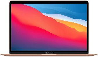 Novità Apple MacBook Air (13″, Chip Apple M1 con CPU 8-core e GPU 8‑core, 8GB RAM, 512GB SSD)