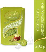 Lindt Lindor Cioccolatini al Pistacchio, 200g