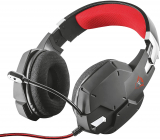 Trust Cuffie Gaming GXT 322 Carus con Microfono Flessibile