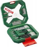Bosch Set da 34 Pezzi di avvitatore e punte X-Line Classic