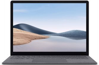 Microsoft Surface Laptop 4 – 13.5″ AMD Ryzen r5 8GB 256GB Platino