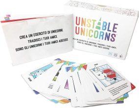 Asmodee – Unstable Unicorns – Gioco da Tavolo Edizione in Italiano