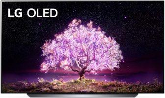 LG OLED83C14LA Smart TV 4K 83″, TV OLED Serie C1 2021
