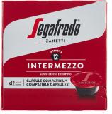Segafredo Zanetti Caffè Linea Le Classiche Intermezzo, 12 Capsule