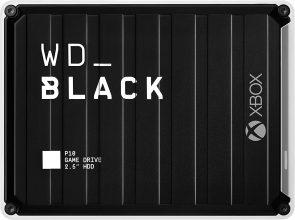 WD_BLACK 5 TB P10 Hard Disk per Xbox