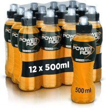 Powerade Sport Drink Orange Gusto Arancia 500ml x12