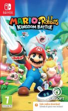 Mario + Rabbids Kingdom Battle Code in Box Switch – Nintendo Switch