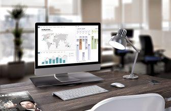 Meliconi Rotobase Elite M – Supporto Girevole in Vetro temperato per TV e Monitor PC, Portata massima 70 kg, Nero