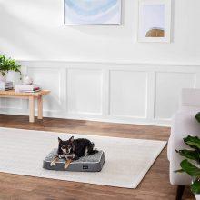 Amazon Basics – Lettino per animali, in schiuma ergonomica, X cm