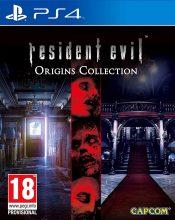 Resident Evil Origins Collection – PlayStation 4