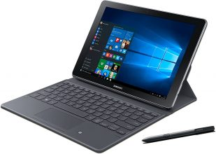 Samsung Galaxy Book Tablet Black