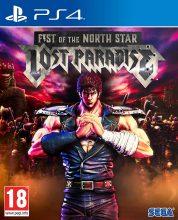Fist of the North Star: Lost Paradise (Hokuto ga Gotoku) – PlayStation 4