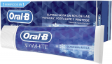 Oral-B 3D White – Dentifricio Arctic Whiteness – 4 Confezioni da 75ml