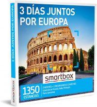 smartbox – Confezione Regalo 3 Giorni Uniti per Europa, Unisex, per Adulti, Standard