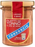 Consorcio Filetti di Tonno, in Olio di Oliva – 195 gr