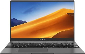 TECLAST F15PLUS2 PC Portatile 15.6 Pollici Laptop 8GB RAM 256GB SSD