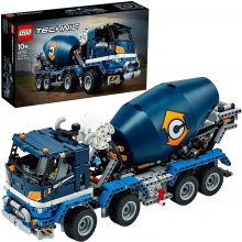 LEGO Technic Betoniera Giocattolo, 42112
