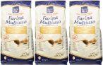 Nutri Free Farina Multiuso – 3 Confezioni da 1000 g, Senza glutine