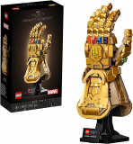 LEGO Super Heroes Marvel Guanto dell'Infinito di Thanos