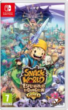 Snack World – Nintendo Switch