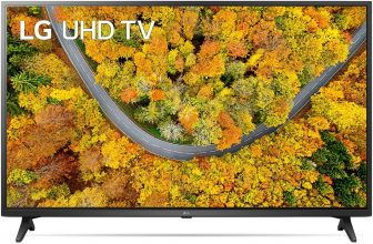 "LG 55UP75006LF Smart TV LED 4K Ultra HD 55"" 2021"