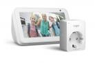 Echo Show 5 (1ª generazione, modello 2019) + TP-Link Tapo P100 Smart Plug