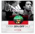 Adidas: Saldi al 50% + codice di sconto extra del 20%