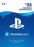 PlayStation Network Card 35€ credito (IT) PSN