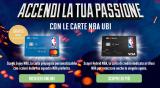 NBA CON UBI-BANCA: Striscia la carta e fai canestro