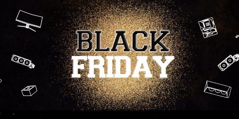 MSI BLACK FRIDAY: Bonus fino a 80€ con l'acquisto di prodotti Gaming!