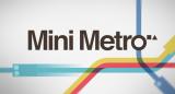 Mini Metro – GRATIS