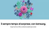 Samsung Shop – Promo di Pasqua + rimborso