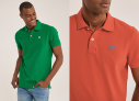 Alcott Polo in cotone piquet