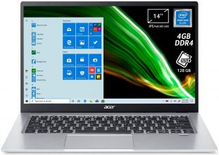 Acer Swift 1 SF114-33-P0HB PC Portatile