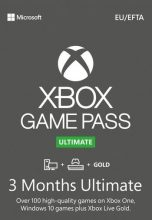 Abbonamento Xbox Game Pass Ultimate 3 mesi
