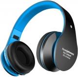 Alitoo Bluetooth Cuffie Stereo Pieghevole